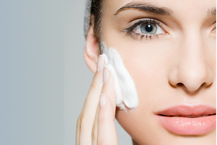 Why is it important to thoroughly cleanse my skin?
