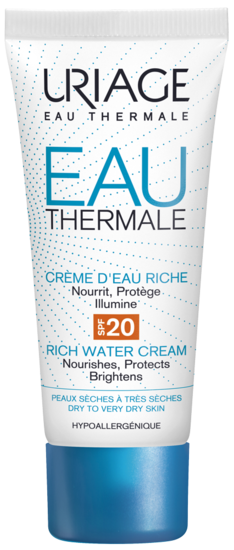 EAU THERMALE - Rich Water Cream SPF20