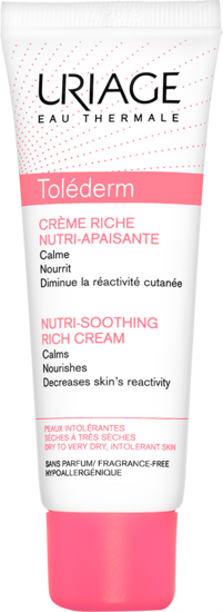 TOLÉDERM - Nutri-Soothing Cream