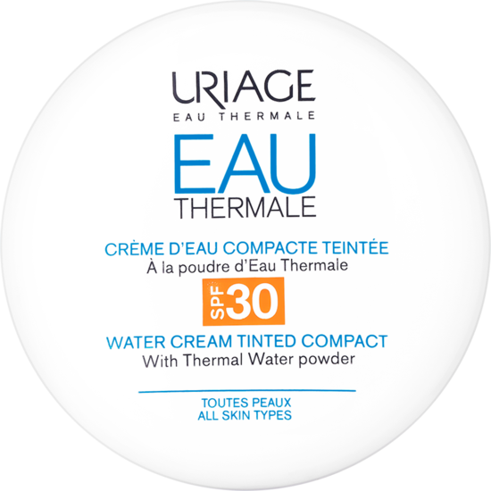 EAU THERMALE Crema Compatta all'acqua Colorata SPF30