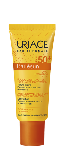 BARIÉSUN - Anti-Brown Spot Fluid SPF50+