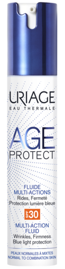 AGE PROTECT MULTI-ACTION FLUID SPF30
