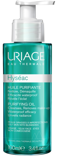 HYSEAC – PURIFYING OIL